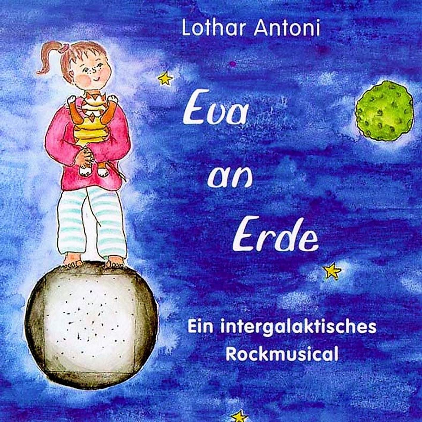 Eva an Erde (CD)