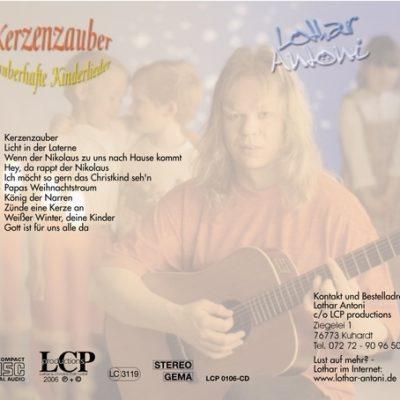 Kerzenzauber (CD)