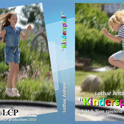 """Kinderspiel!"" (CD + USB-Datenstick Bundle)"