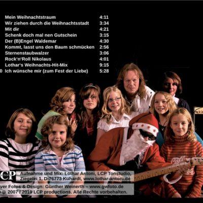 Mein Weihnachtstraum (CD)